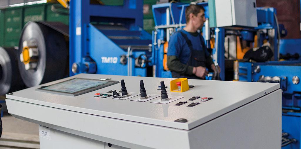 FIMI Automation PLC controllo dei processi manufatturieri