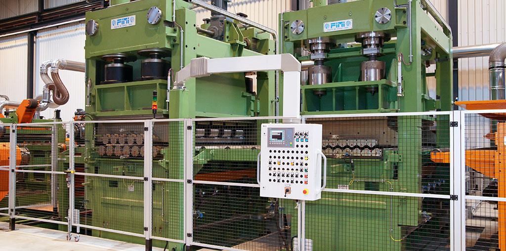 FIMI Automation monitorare e controllare la linea di produzione