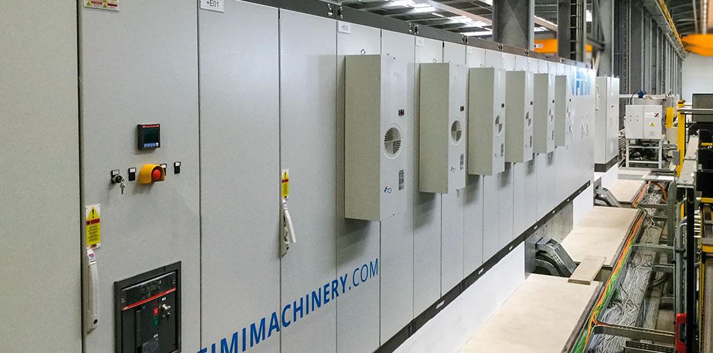 Fimi Automation Quadri di potenza