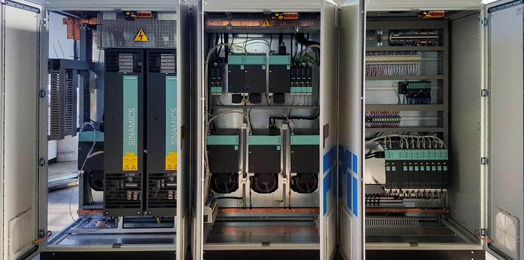 Fimi Automation progetta e realizza Quadri di potenza