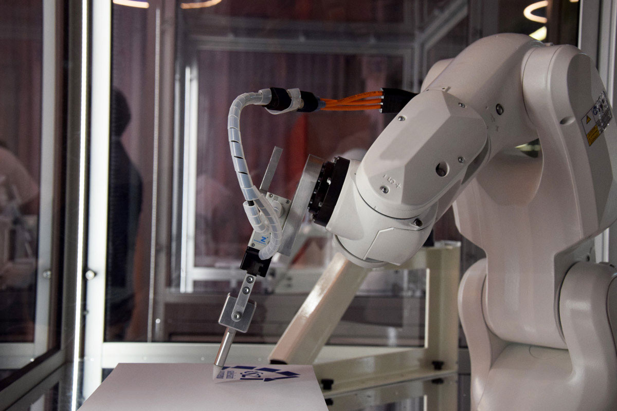 FIMI Automation Robotica industriale